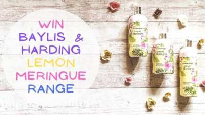 Baylis & Harding Beauticology Lemon Meringue Range