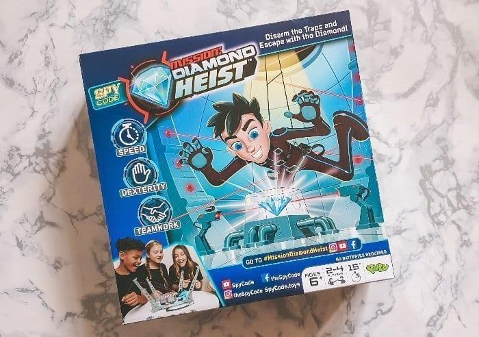Diamond Heist Game review