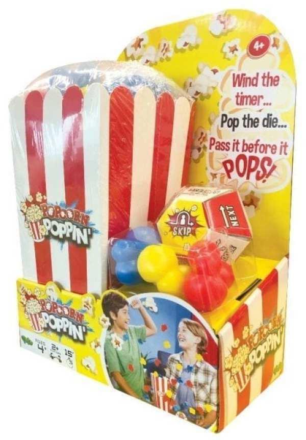 Popcorn Poppin Game