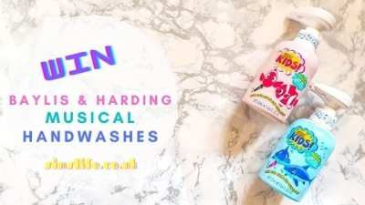 Win Baylis & Harding Musical Handwashes