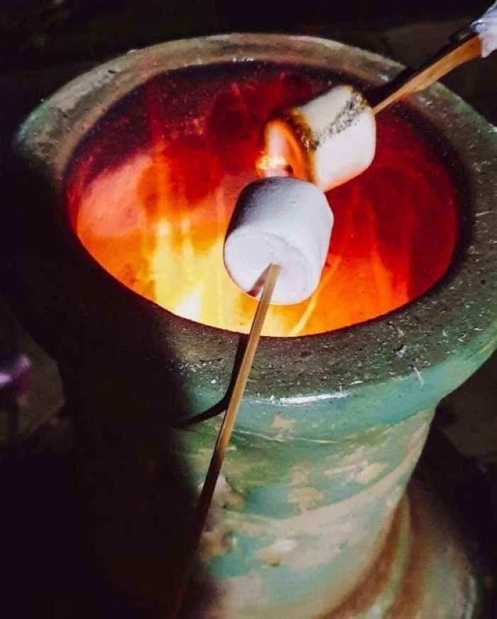 Bonfire Night Marshmallows