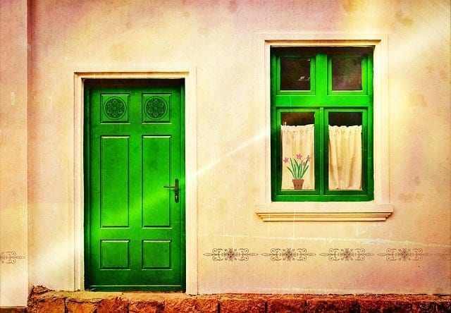 Paint your front door and add value to your home