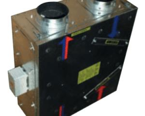 Recuperador de calor Tecna RCE-EC/V
