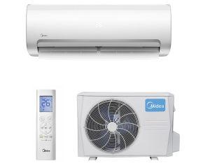 aire acondicionado split Midea Mission II 35(12)N8 suministros industriales moreno venta de aire acondicionado