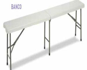 banco plegable M911 mobiliario de hostelería para restaurantes 1