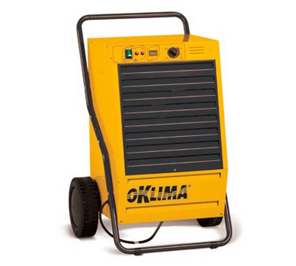 deshumidificador portátil industrial tecna dr 120 aire acondicionado suministros moreno vigo león