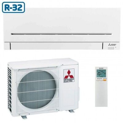 mitsubishi electric msz-ap25vg aire acondicionado split 1x1 de pared suministros industriales moreno vigo