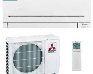 mitsubishi electric msz-ap42vg aire acondicionado split 1x1 de pared suministros industriales moreno vigo