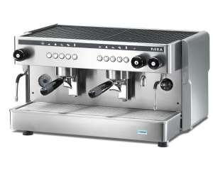 Cafeteras industriales Gaggia Nera 2 grupos