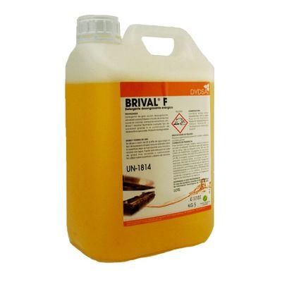 Desengrasante Brival F para cocinas, planchas, campanas, etc. Venta productos químicos Vigo