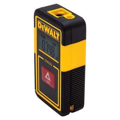 Medidor láser Dewalt DW030PL