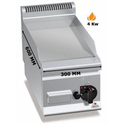 Freidora fry top eléctricas Berto's EG6FL3BP y EG6FR3BP