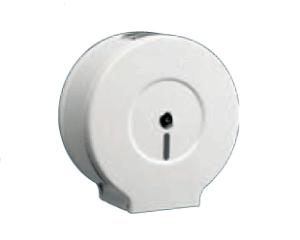 Portarrollos de papel higiénico industrial con cerradura epoxi