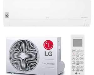 Aire acondicionado LG confort wifi R32 split 1 x 1 pared