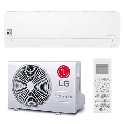 Aire acondicionado LG confort wifi R32 split 1 x 1 pared