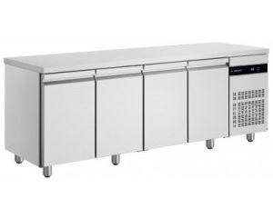 Mesa refrigerada y bajo mostrador gastronorm mrs 4 er bms 4 er