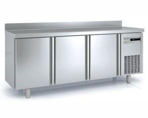 Mesas refrigeradas y bajo mostradores gastronorm mrs 3 er bms 3 er