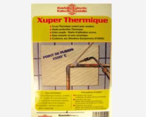 Pantalla térmica flexible
