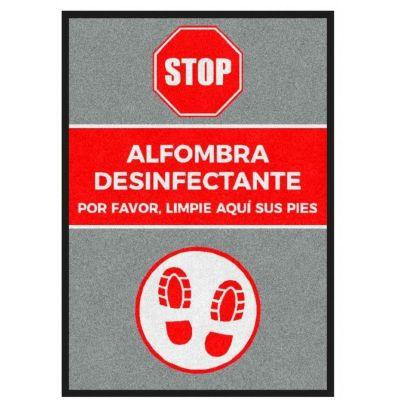 Alfombra Zona Desinfección Covid-19