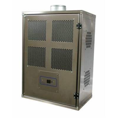 generador ozono campana extractora