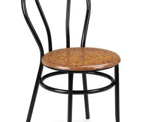 silla de tubo Asiento werzalit