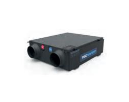 Caja de Ventilación con Filtro de Doble flujo VMC-DF