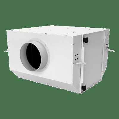Cajas Filtrantes Insonorizadas ISOBOX FB-K2 Tecna