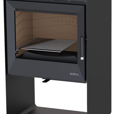 Estufa de leña Boreal E2000