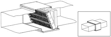 Filtro Electrónico para Interior de Conducto CDS-C