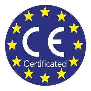 Logo Certificación Europea