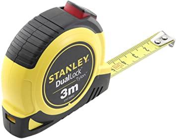 Flexómetro Stanley Tylon Dual Lock 3/5/8m