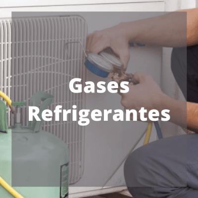 Gases Refrigerantes y Aceites Refrigerantes