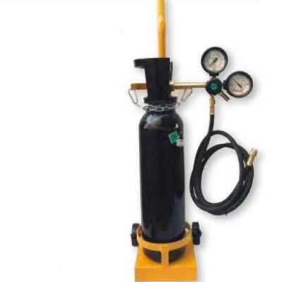 Kit Presurización Nitrógeno 60 Bar Botella B5 Wigam KIT N2-05/SK