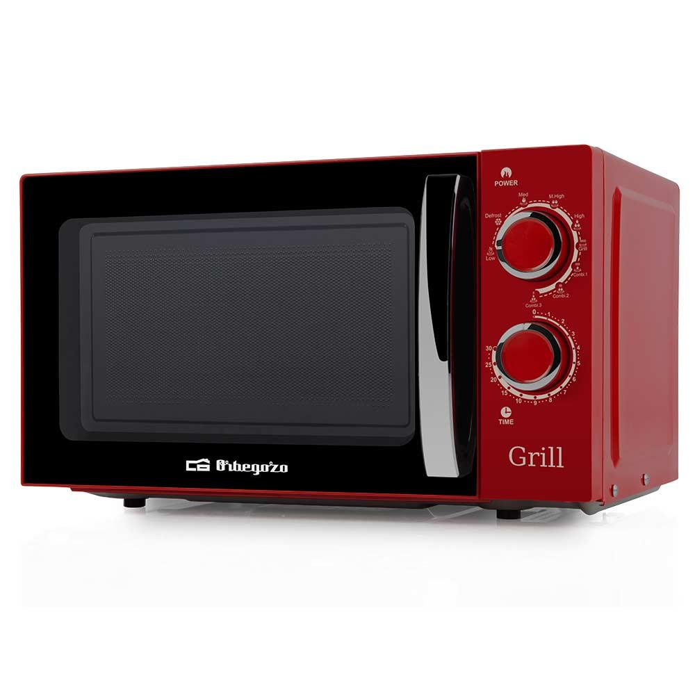 Microondas grill Orbegozo MIG2045