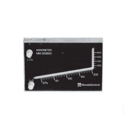 Manómetro Diferencial para Filtros de Aire MM200600/MM5001500