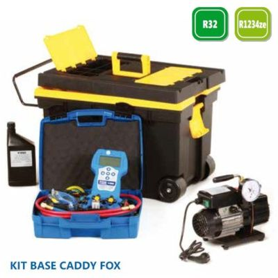 Kit Universal Wigam CADDY FOX 5/100