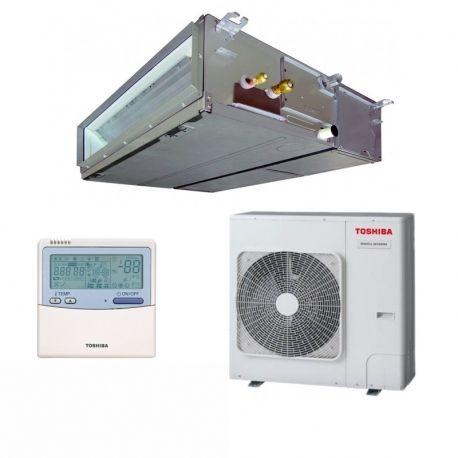 Aire Acondicionado Conducto Toshiba Spa Di