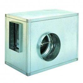 Cajas de ventilación S&P Serie CVST