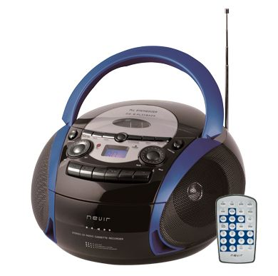 Radio CD Nevir NVR 482UCM
