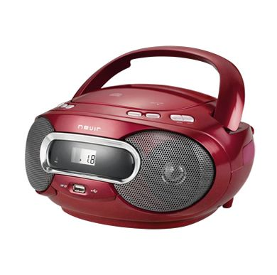 Radio CD Nevir NVR466DU