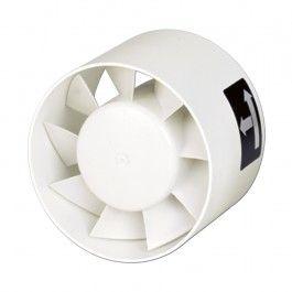 Ventiladores In-Line S&P Serie TDM
