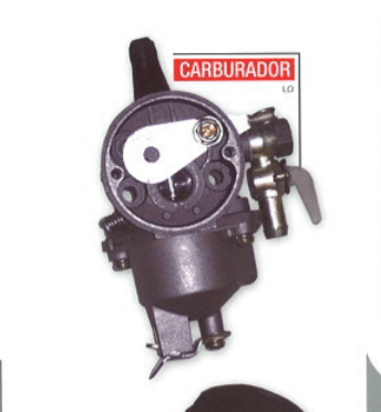 Carburador de Boya SOLQUIGAL Kaw-TD