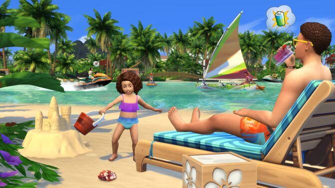 Télécharger Sims 4 – ILES PARADISIAQUES