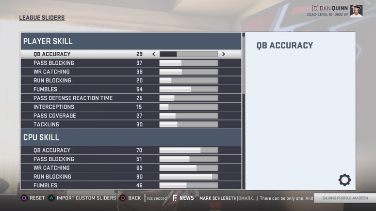 Madden NFL 19 Tools to Create a Unique CFM Experience | Sim Sports