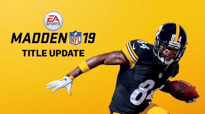 Madden NFL 19 December Title Update Now Live Patch 1.16 notes included