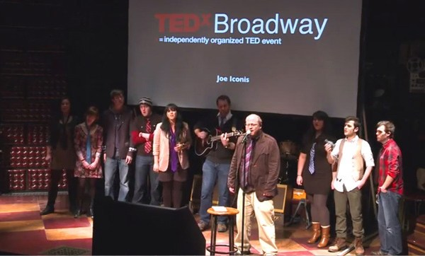 Dreaming up Broadway's Next Big Idea: TedxBroadway Returns