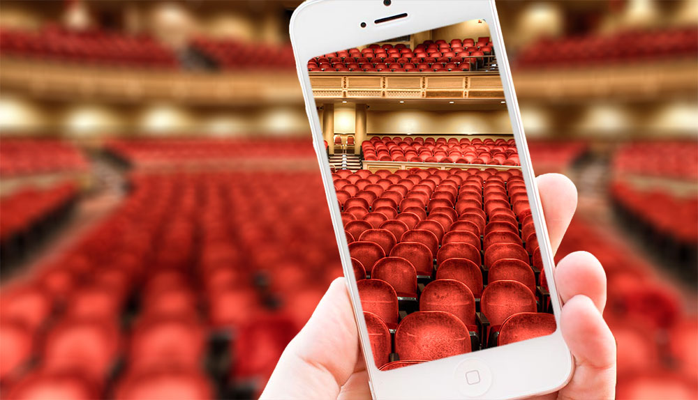 Broadway Needs a Swift Kick in the App