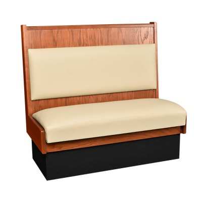 Wood Booth Seating Concord