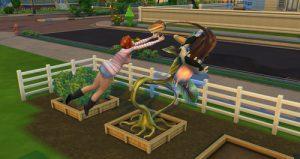 Sims 4 Cow Plant ile Ölme