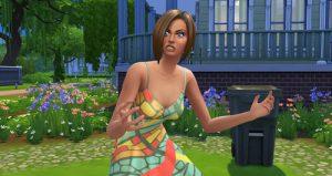Sims 4 Kızgınlıktan Ölme